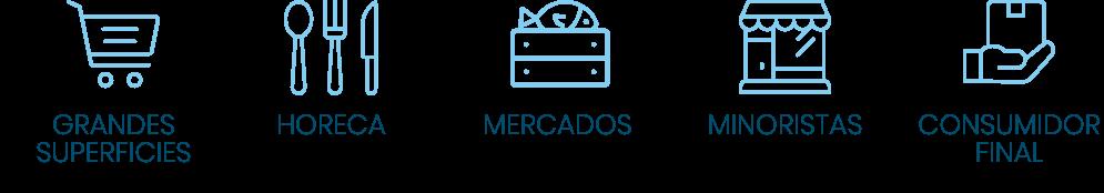 AD Pescado y Marisco - Comercialización - Garciden - Almería